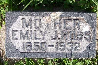 ROSS, EMILY J. - Lyon County, Iowa | EMILY J. ROSS