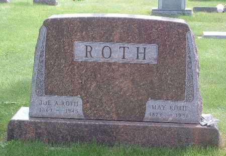 ROTH, MAY - Lyon County, Iowa   MAY ROTH
