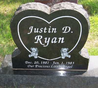 RYAN, JUSTIN D. - Lyon County, Iowa | JUSTIN D. RYAN