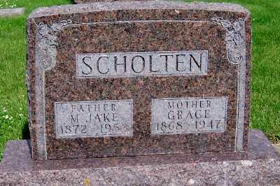 SCHOLTEN, M. JAKE - Lyon County, Iowa | M. JAKE SCHOLTEN