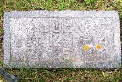 SHATSWELL, JOHN - Lyon County, Iowa   JOHN SHATSWELL