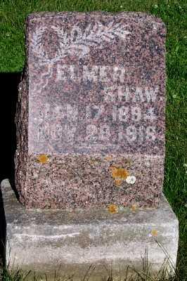 SHAW, ELMER - Lyon County, Iowa | ELMER SHAW