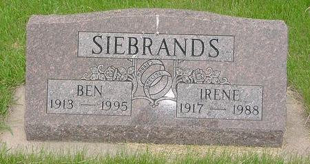 SIEBRANDS, BEN - Lyon County, Iowa | BEN SIEBRANDS