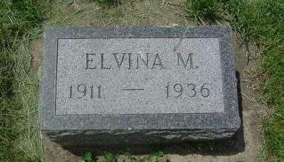SIEBRANDS, ELVINA - Lyon County, Iowa | ELVINA SIEBRANDS