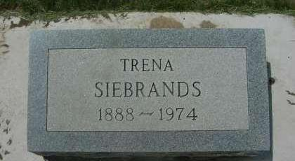 SIEBRANDS, TRENA - Lyon County, Iowa | TRENA SIEBRANDS