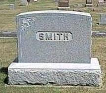 SMITH, FAMILY HEADSTONE - Lyon County, Iowa | FAMILY HEADSTONE SMITH