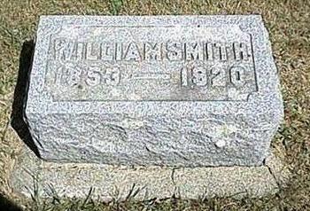 SMITH, WILLIAM - Lyon County, Iowa | WILLIAM SMITH