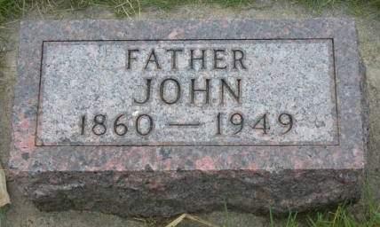 STUBBE, JOHN B. - Lyon County, Iowa   JOHN B. STUBBE