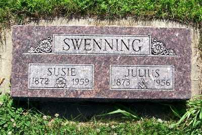SWENNING, SUSIE - Lyon County, Iowa | SUSIE SWENNING