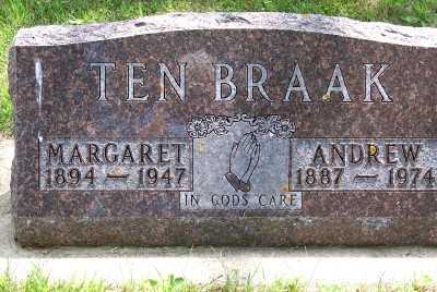 TENBRAAK, ANDREW - Lyon County, Iowa | ANDREW TENBRAAK