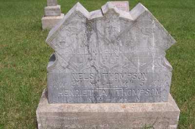 THOMPSON, NELS (1893-1906) - Lyon County, Iowa | NELS (1893-1906) THOMPSON