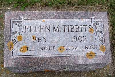 TIBBITS, ELLEN M. - Lyon County, Iowa | ELLEN M. TIBBITS