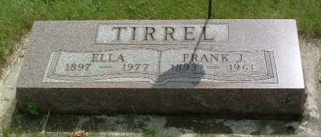 TIRREL, ELLA - Lyon County, Iowa | ELLA TIRREL