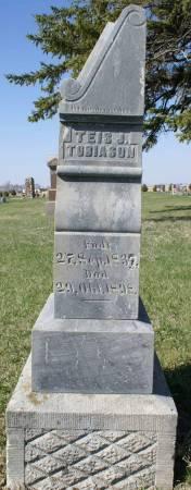 TOBIASON, TEIS J. - Lyon County, Iowa | TEIS J. TOBIASON