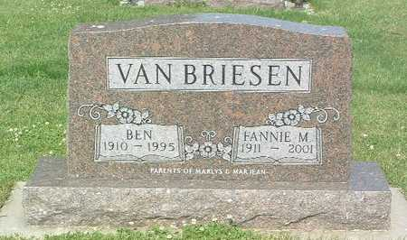 VAN BRIESEN, BEN - Lyon County, Iowa | BEN VAN BRIESEN