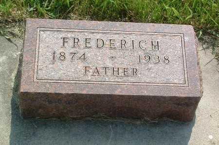 VAN BRIESEN, FREDERICH - Lyon County, Iowa | FREDERICH VAN BRIESEN