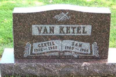 VAN KETEL, SAM - Lyon County, Iowa | SAM VAN KETEL