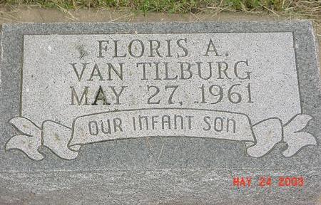 VAN TILBURG, FLORIS - Lyon County, Iowa | FLORIS VAN TILBURG