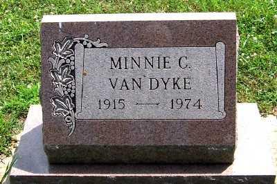 VANDYKE, MINNIE C. - Lyon County, Iowa | MINNIE C. VANDYKE