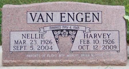 VAN ENGEN, HARVEY - Lyon County, Iowa | HARVEY VAN ENGEN