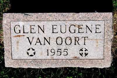 VAN OORT, GLEN EUGENE - Lyon County, Iowa   GLEN EUGENE VAN OORT