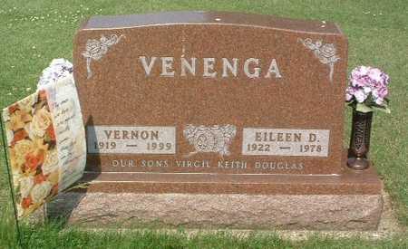 VENENGA, VERNON - Lyon County, Iowa | VERNON VENENGA