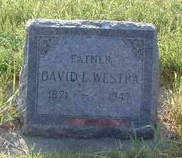 WESTRA, DAVID L. - Lyon County, Iowa | DAVID L. WESTRA