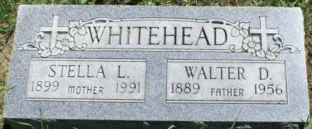 WHITEHEAD, STELLA L. - Lyon County, Iowa | STELLA L. WHITEHEAD