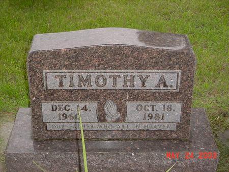 WIBBEN, TIMOTHY A. - Lyon County, Iowa | TIMOTHY A. WIBBEN