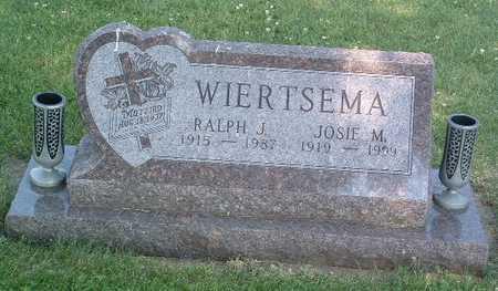 WIERTSEMA, RALPH J. - Lyon County, Iowa | RALPH J. WIERTSEMA