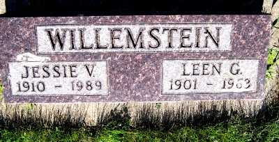 WILLEMSTEIN, LEEN G. - Lyon County, Iowa | LEEN G. WILLEMSTEIN