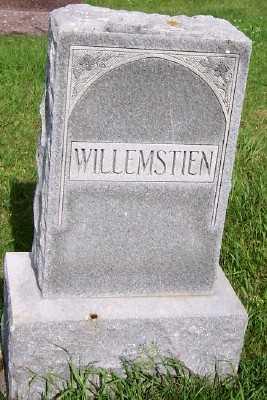 WILLEMSTIEN, FAMILY HEADSTONE - Lyon County, Iowa | FAMILY HEADSTONE WILLEMSTIEN