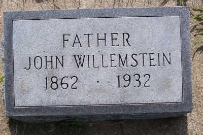 WILLEMSTEIN, JOHN - Lyon County, Iowa | JOHN WILLEMSTEIN