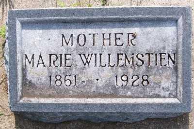 WILLEMSTIEN, MARIE - Lyon County, Iowa   MARIE WILLEMSTIEN