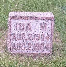 WOHLERS, IDA M. - Lyon County, Iowa | IDA M. WOHLERS