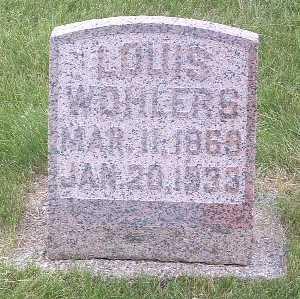 WOHLERS, LOUIS - Lyon County, Iowa | LOUIS WOHLERS