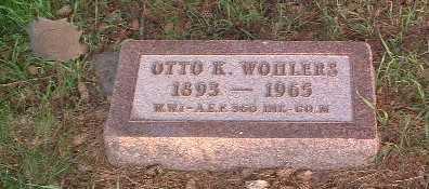 WOHLERS, OTTO K. - Lyon County, Iowa | OTTO K. WOHLERS
