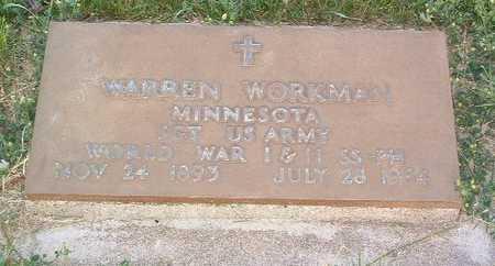 WORKMAN, WARREN - Lyon County, Iowa | WARREN WORKMAN
