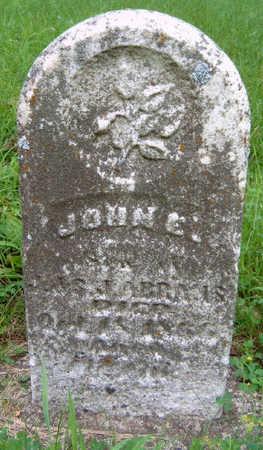 ABRAMS, JOHN ELMER - Madison County, Iowa | JOHN ELMER ABRAMS