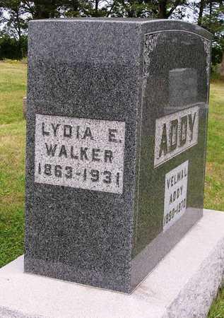 ADDY, LYDIA ELIZABETH - Madison County, Iowa | LYDIA ELIZABETH ADDY