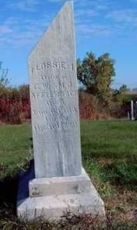 AFFLERBACH, FLOSSIE IRENA - Madison County, Iowa | FLOSSIE IRENA AFFLERBACH