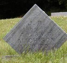 AITCHISON, ARTHUR GORDON, JR. - Madison County, Iowa | ARTHUR GORDON, JR. AITCHISON