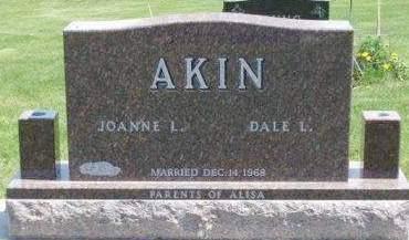 AKIN, DALE L. - Madison County, Iowa | DALE L. AKIN