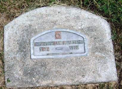 ADAMS, MARY ELIZABETH - Madison County, Iowa | MARY ELIZABETH ADAMS