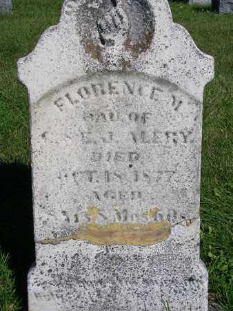 ALERY, FLORENCE M. - Madison County, Iowa | FLORENCE M. ALERY