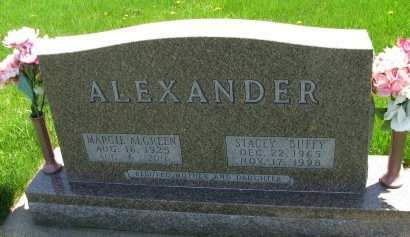 ALEXANDER, MARGIE - Madison County, Iowa | MARGIE ALEXANDER
