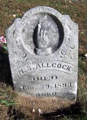 ALLCOCK, NORVELL SPENCER - Madison County, Iowa | NORVELL SPENCER ALLCOCK