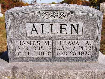 ALLEN, JAMES MADISON - Madison County, Iowa | JAMES MADISON ALLEN