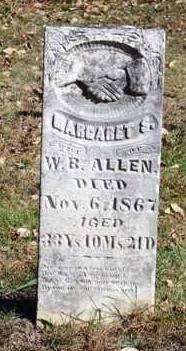 ALLEN, MARGARET S. - Madison County, Iowa | MARGARET S. ALLEN