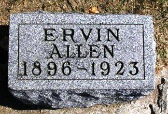 ALLEN, THOMAS ERVIN - Madison County, Iowa | THOMAS ERVIN ALLEN